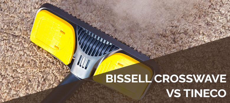 Bissell CrossWave vs Tineco